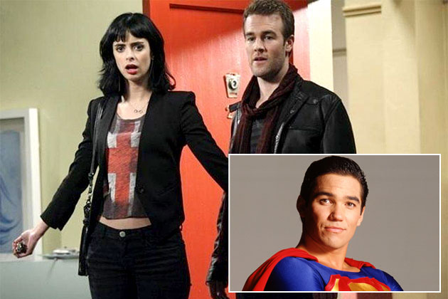 Superman to play Dawson's rival in '90s TV reunion