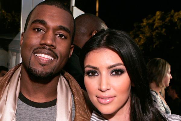 Kim kardashian kanye west started hookup