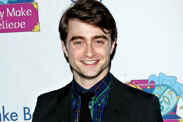 Daniel Radcliffe's girlfriend gives him a two-year deadline to stop acting like a slob