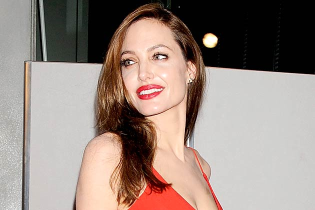 Angelina Jolie stole my movie idea, claims writer
