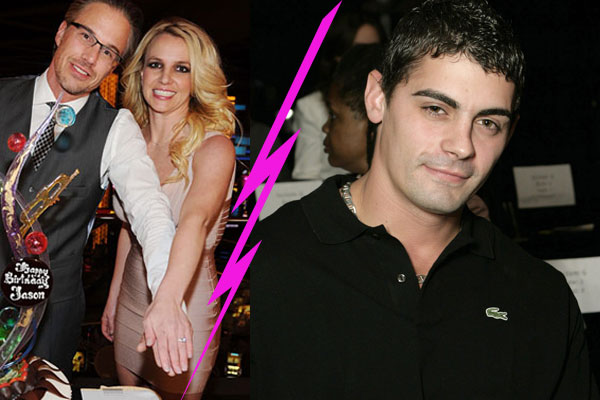 'I think it's fake': Britney Spears' first ex-husband slams her engagement