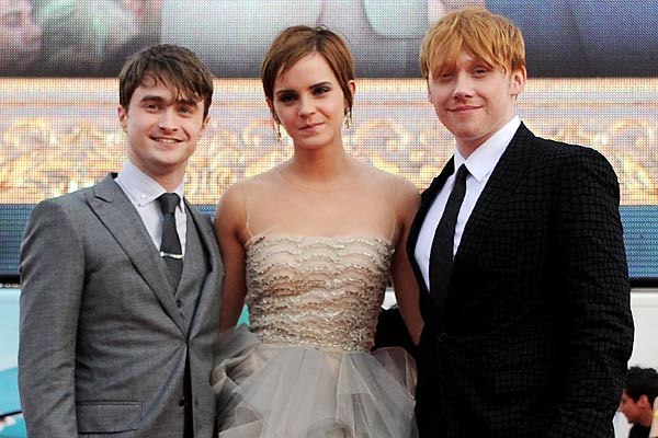 Not the 'best of friends': Daniel Radcliffe says he never speaks to Rupert Grint