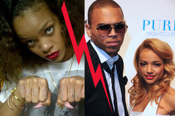 Is chris brown dating rihanna again 2012
