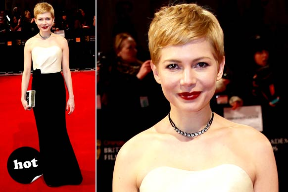 Oh, you gorgeous pixie-woman, you.