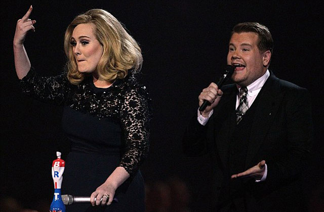 Brit Awards say sorry for cutting Adele's speech short