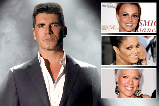 X Factor rumours: Britney, Janet, Pink to judge?