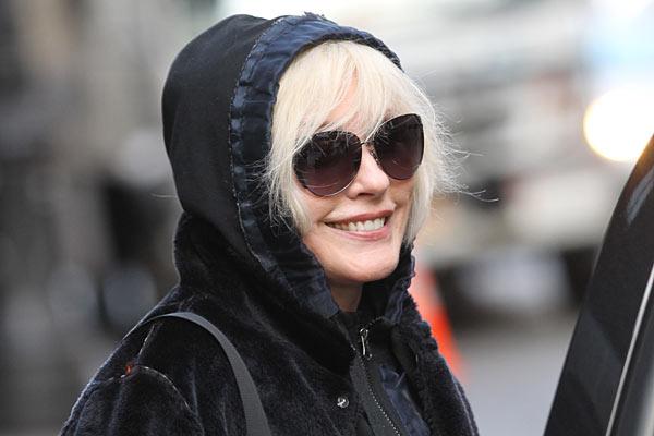 Debbie Harry, 66, mistaken for Lindsay Lohan, 25
