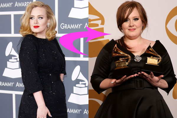 Adele set to lose more weight as she embarks on new fitness plan
