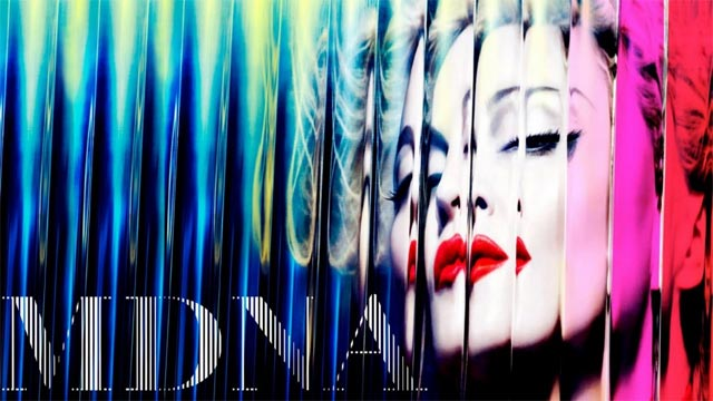 Madonna's <i>MDNA</i> sets record for largest drop in chart history