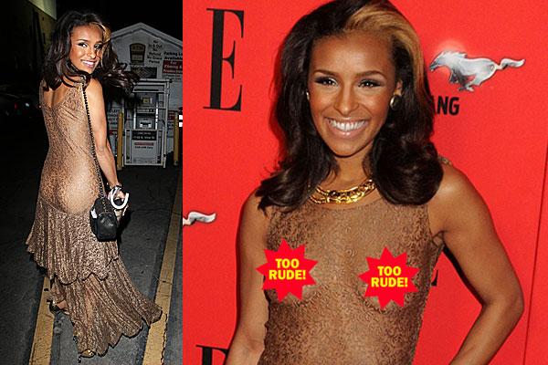 On The Red Carpet See Thru Dresses Fashion Dresses