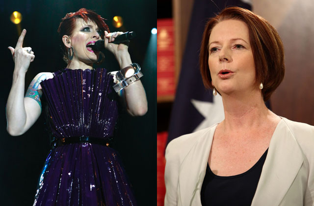 Ana Matronic weighs in on gay marriage