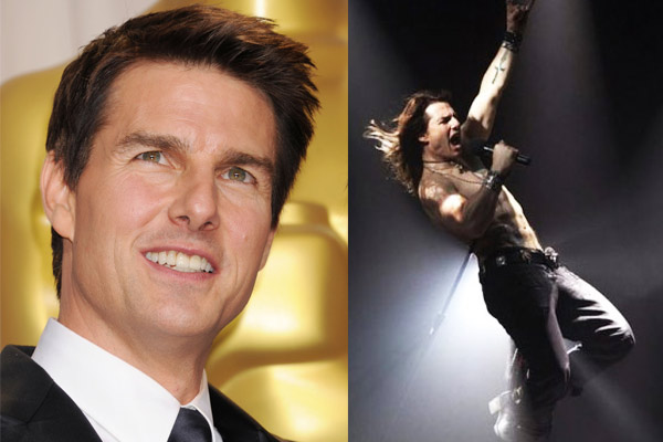 Tom Cruise, nearly 50, would never get plastic surgery and has 'no idea' why he looks so young