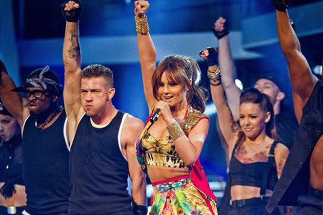 Watch: Cheryl Cole accused of lip-synching on <i>The Voice UK</i>