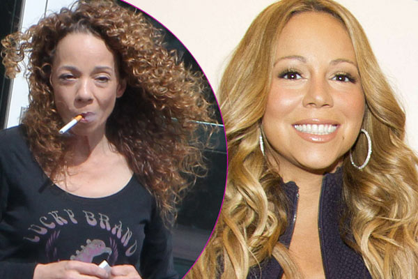 Mariah Carey's drug addicted, ex-prostitute sister begs: 'Please just call me'