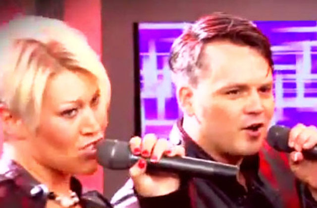 Watch: S Club's shaky TV return with only three members and off-tune singing
