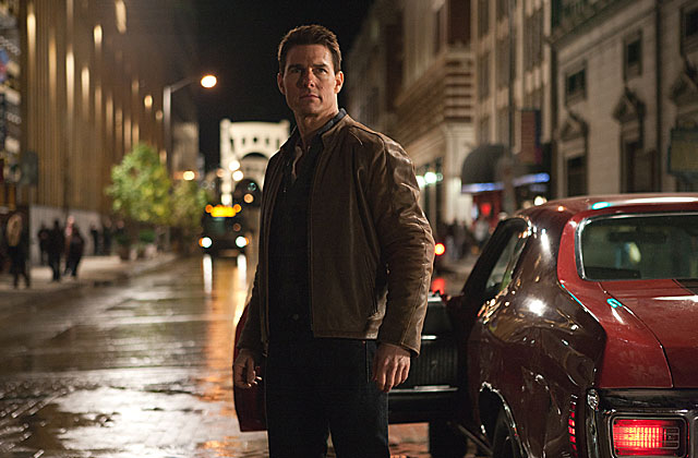 <i>Jack Reacher</i> trailer