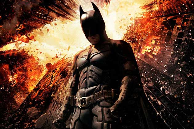 The Dark Knight Rises already getting Oscar buzz, and it's not even out yet