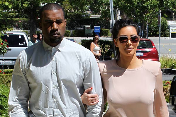 Photoshop magic: What Kim and Kanye will look like in 20 years