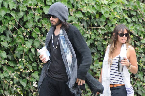 'Officially single' not for long: Russell Brand is dating Bradley Cooper's ex