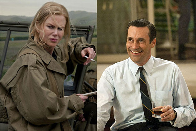 Emmy nominations 2012: Nicole Kidman scores her first ever nod