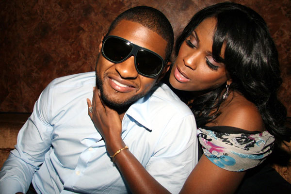 'Bogus': Usher's ex says he doesn't care about dead stepson