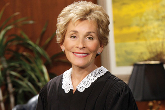 The verdict is in: Judge Judy is TV's highest-paid star
