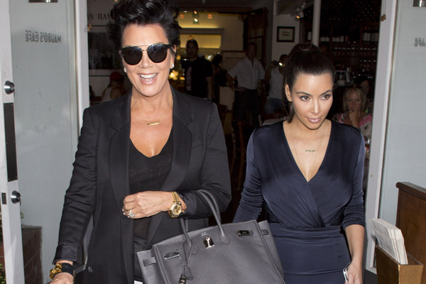 Report: Kris Jenner sold daughter Kim K's sex tape to make her famous
