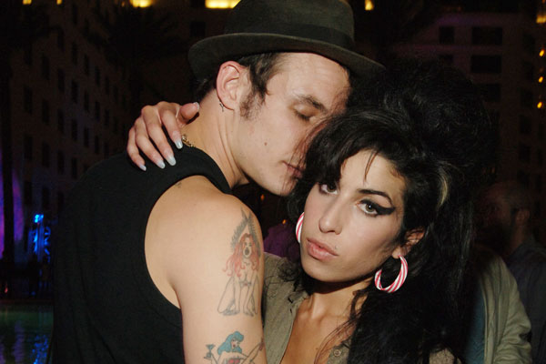 Amy Winehouse's ex-husband Blake Fielder-Civil 'overdosed' after reading her old text messages