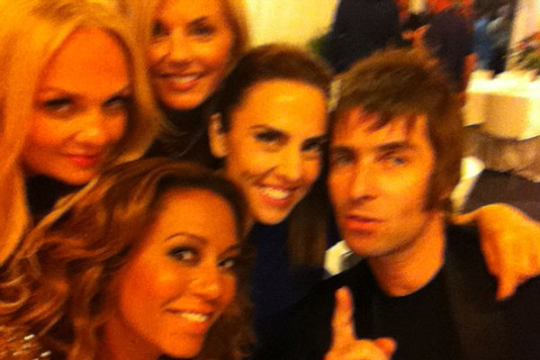 Spice Girls and Liam Gallagher mend '90s rift at closing ceremony after party