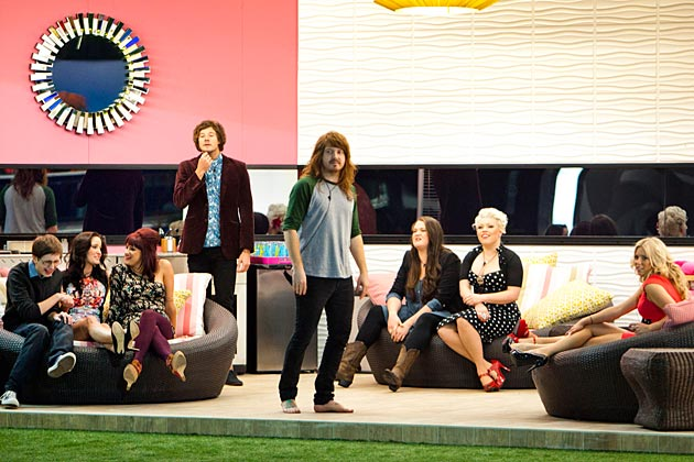 'The ginger guy is wearing a wig': Speculation about the Big Brother secrets