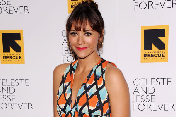 'It's not my business': Rashida Jones apologises for asking John Travolta to 'come out'