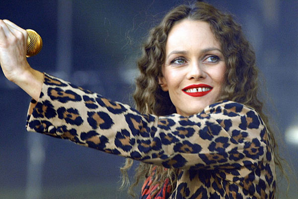 Vanessa Paradis: 'Why would I fix my teeth? I can spit ...