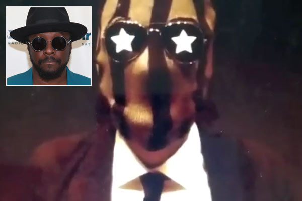 Held hostage: will.i.am's car thief posts creepy 'ransom' video