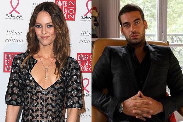 Vanessa Paradis moves on with French millionaire | 9TheFIX Vanessa Paradis Boyfriend