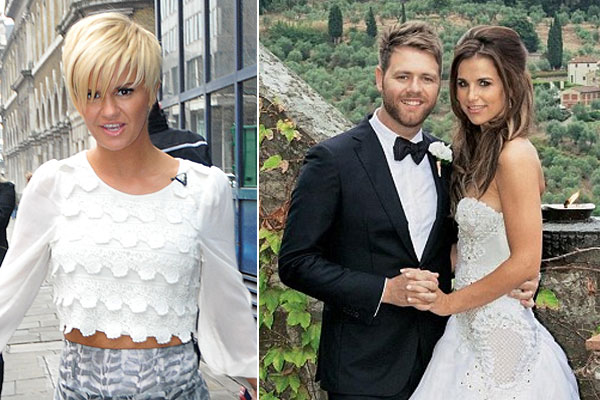 I Knew Full Well What Was Doing Kerry Katona Slams Brian Mcfadden Over Comments On Their Failed Marriage 9thefix