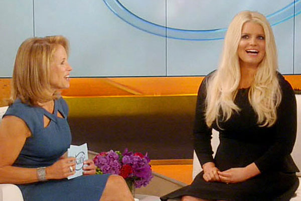 Jessica Simpson wore 'double Spanx' for post-baby body reveal