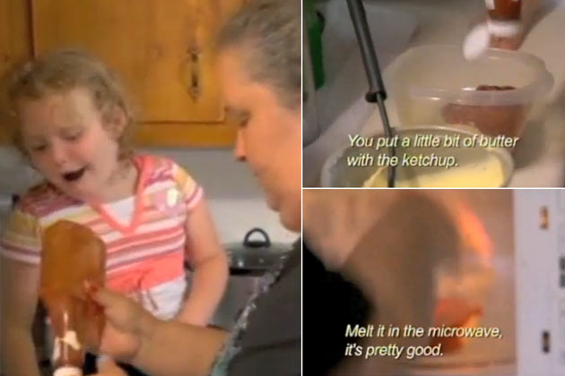 Revealed: Honey Boo Boo's secret family recipe for 'sketti'
