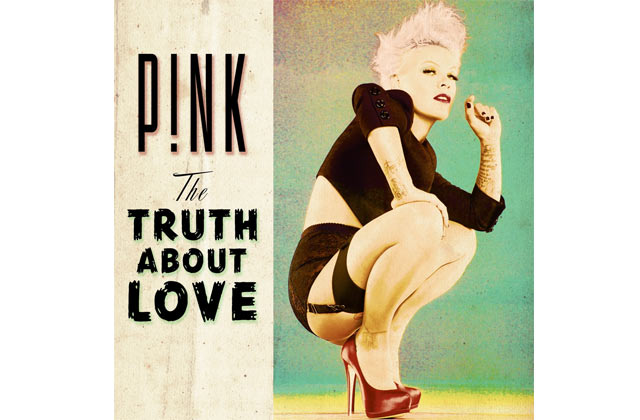 Album stream: Pink's <i>The Truth About Love</i>
