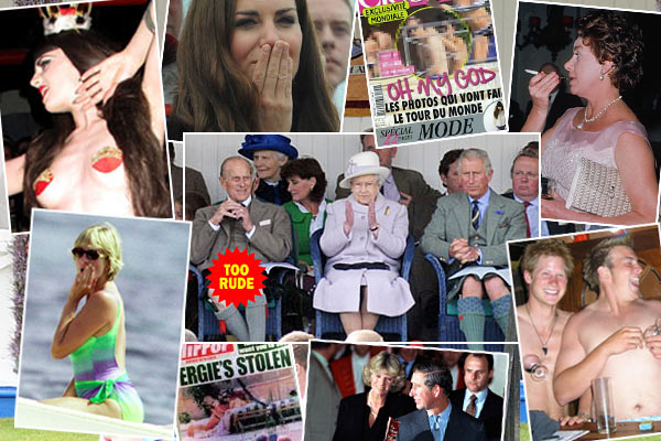 In pics: The most shocking royal scandals