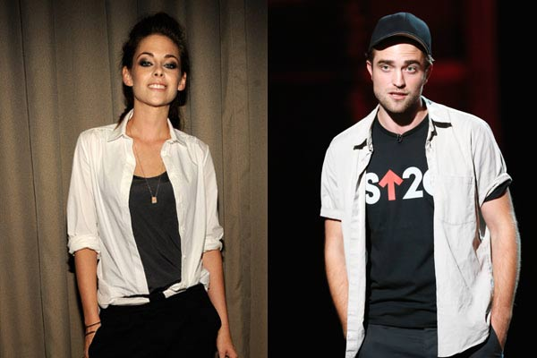 'They've worked it out': R-Pattz 'forgives' K-Stew after cheating scandal