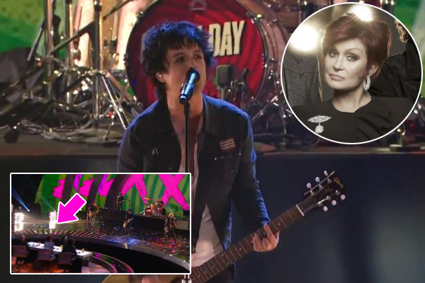 Unlikely couple? Green Day singer wants to have sex with 60-year-old Sharon Osbourne