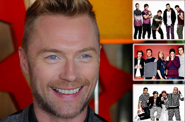 How to be a good boy band: Ronan Keating's tips for <i>X Factor</i> One Direction wannabes