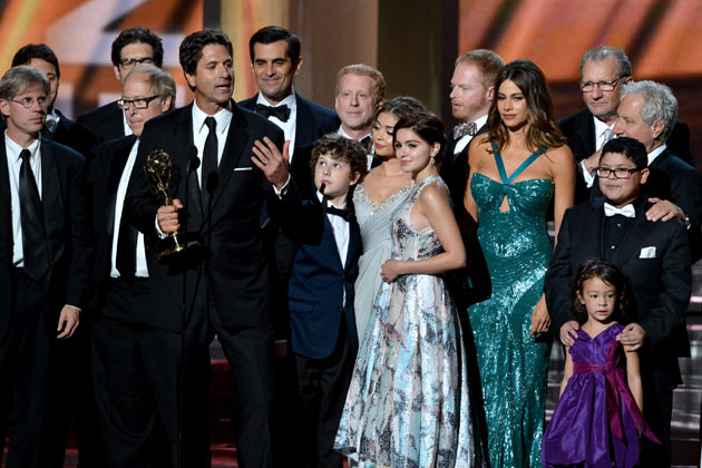 2012 Emmy Awards winners: Homeland and Modern Family scoop, Nicole Kidman misses out