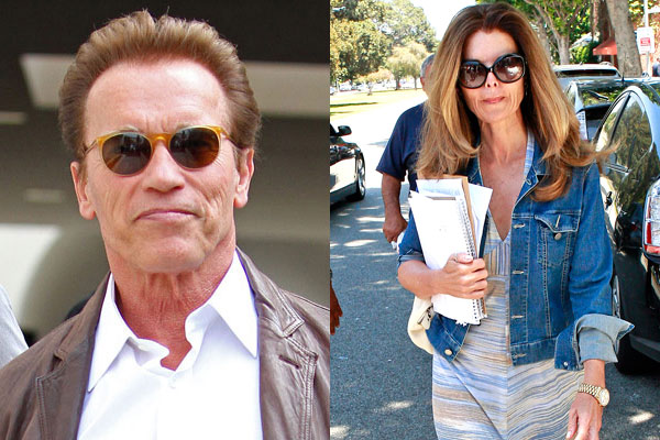 'It's True': How Maria Shriver ambushed Arnold Schwarzenegger about lovechild