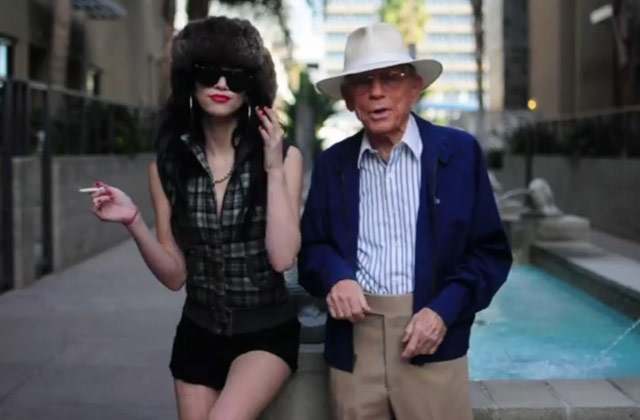 Watch: 84-year-old rapper wants you to know he can still 'do it'