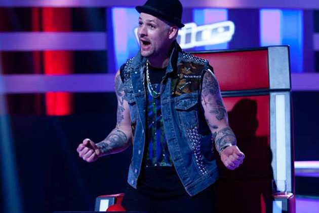 Joel Madden tweets about getting 'sacked' ... from The Voice?