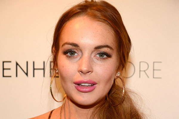 Lindsay Lohan is suing the guy who accused her of hit and run