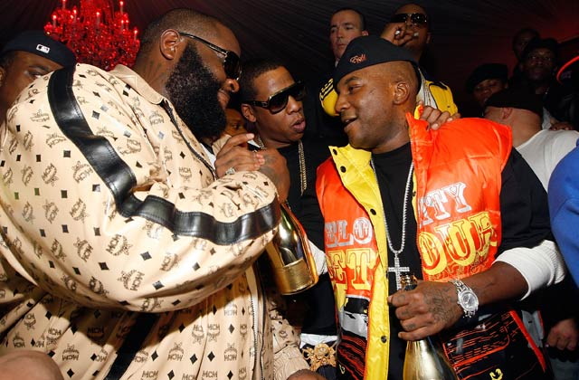 Watch: Rappers Young Jeezy and Rick Ross clash backstage at BET Awards