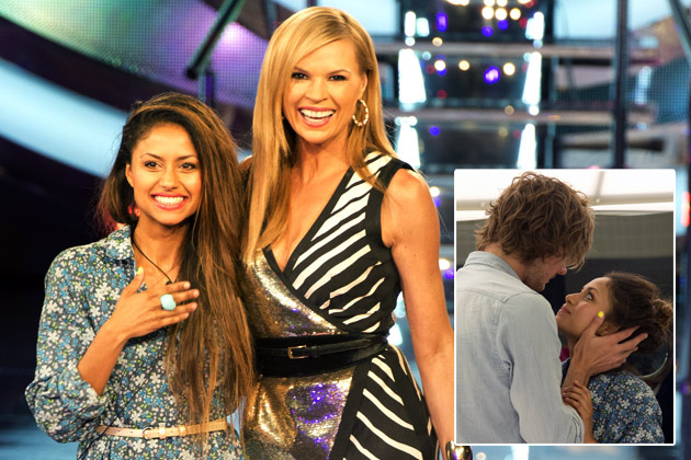 'It caught us both by surprise': Big Brother evictee Ava on love in the house