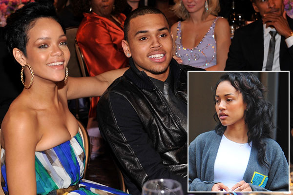 'I'm single': Chris Brown blames split on 'friend' Rihanna